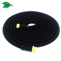 2018 new 75' Feet flexible hose Set, Strongest Garden Hose With All Solid Brass dou latex garden hos