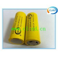 Genuine 4200mah 42amp 26650 high drain e-cig mod replacement battery