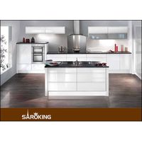 Customized Mdf Lacquer Kitchen Cabinet For Sale