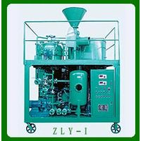 ZLY series oil purifier special for engine oil