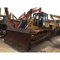 Used cat D6G LGP bullzoer, swamp dozer
