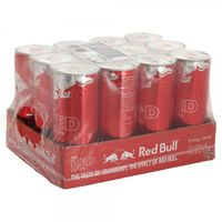 Original Red Bull Energy Drink thumbnail image