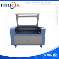 Philicam 1490 co2 laser engraving and cuttng machine for nonmetal