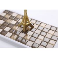 Cleaning Mosaic Glass Mix Stone Tile High Quality Cover Kitchen Tile