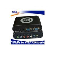 HD YPBPR TO VGA Converter Box with R/L audio support 1920X1080 thumbnail image