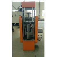 Kevlar glove turning machine