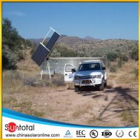 1.6hp dc solar powered water pumping system for well