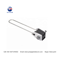 Aluminum Alloy Tension Clamp For 2 or 4 Cores