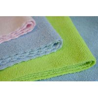 Ultra Cutting Microfiber Cleaning Wash Cloth Towel