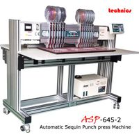 [ASP-645-2]auto punch press machine.