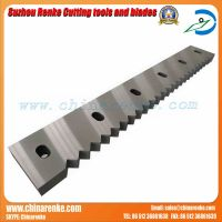 Bar Shearing Machine Rod Shear Blade for Metallic Material