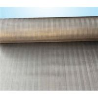 Low carbon steel fine wire mesh