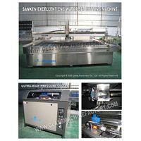 SANKEN CNC Water Jet Cutting Machine SKWJ-2514A