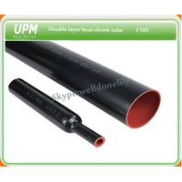 C105 Semi-Conductive/Insulation Double Layer Heat Shrinkable Tubing