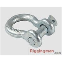 RIGGING SCREW PIN ANCHOR SHACKLE U.S. TYPE,drop forged