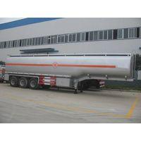 Tri-axle fuel tanker trailer/oil tank semitrailer thumbnail image