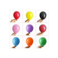 5 Inch Matte Color Round Balloons thumbnail image