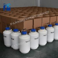 YDS-10 hot selling liquid nitrogen storage container used storing seed