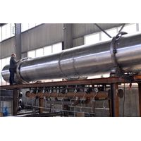 Continuous carbonization furnace for sale