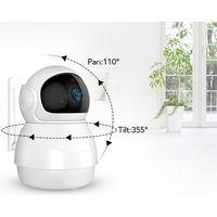 PB220 2.0MP Wifi Pan Tilt Home Security Ip Camera With IR Night Vision thumbnail image