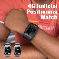 4G Judicial GPS Watch,epidmic control,anti dismantle Use Qualcomm chip