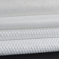 China Spunlace Nonwoven Dry Wipes Facial Tissue Manufacturer