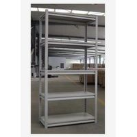Steel Light Duty Storage Rack Metal Shelving thumbnail image
