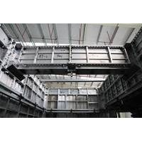 Aluminum Formwork System with High Recycle Value