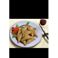 100% Hand Made Chinese Snack Food Vegetable Spring Roll Samosa Moeny Bag Dim Sum Curry Flavor