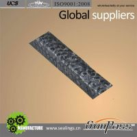 Carbon Packing With PTFE and Graphite Impreganted