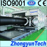 Pipe Corrugator Machine
