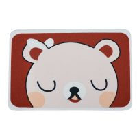 Funny Non-slip Bathroom Floor Kitchen Carpet Home Door Mat 030