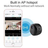 Mini IP Camera Wireless WiFi HD 1080P Home Security Cam Night Vision thumbnail image