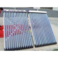 Heat pipe Solar Collectors 12 tubes thumbnail image