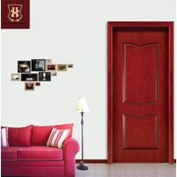HONMAX MDF material craft wood door for swing open style wood doors