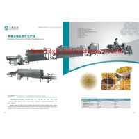 corn flakes/breakfast cereals processing line corn flakes production line/ corn flakes making machin