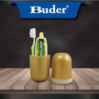 Taiwan Buder Capsule Shape Boxes, Plastic Pill Boxes, Toothbrush Travel Case, Cutlery Case