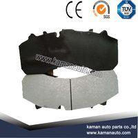 WVA29061 truck break pads for DAF IVECO MAN MERCEDES truck parts thumbnail image