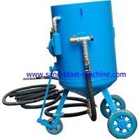 pressure sandblasting pot JL-300L