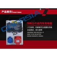 Tesla Electrical motor bike car power enclosure socket enclosure power distribution cabinet