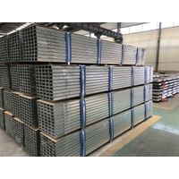 cold formed C type or U type purlins for solar mounting system