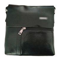 New style cool design PU leather men single shoulder bag