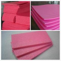 Anti-static ESD expanded epe foam sheet polyethylene foam packaging material