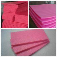 Anti-static ESD expanded epe foam sheet polyethylene foam packaging material