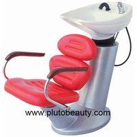 shampoo chair washing uint salon equipment