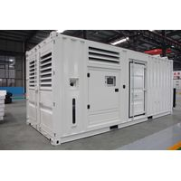 commercial 1000kva/800kw cummins silent diesel generator for sale (GDC1000S)