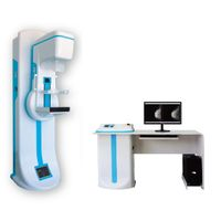 MEGA600 breast diagnosis x ray digital mammography machine women healthcare mammography equipment thumbnail image