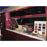 High Glossy Door Modern Design Kitchen Cabinet