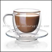 glass tea set&coffee set