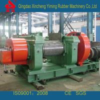 Rubber Crushing machine, waste tire recycling machine thumbnail image